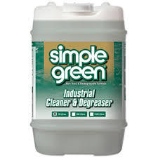 SIMPLE GREEN Industrial Cleaner & Degreaser 20Ltr SG13004
