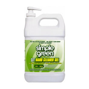 SIMPLE GREEN Hand Cleaner Gel Pump 3.78 Litre