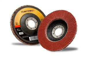 3M CUBITRON II FLAP DISC 967A 125mm 80+