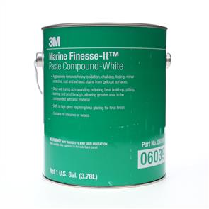 3M 6039 FINESSE-IT MARINE PASTE 3.78L