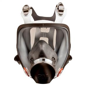 3M FULL FACE RESPIRATOR [Small] 6700