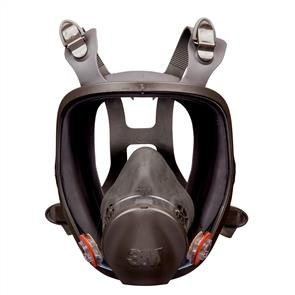 3M FULL FACE RESPIRATOR [Large] 6900