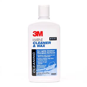 3M Marine 9009 FG Cleaner & Wax 473ml