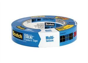 3M 2090 Blue Painters Tape 25mm x 55m