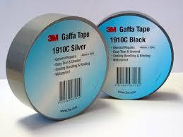 3M UTILITY DUCT TAPE 1910C 48mmx50m BLACK