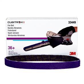 3M 33449 786F Sanding Belt 20x 520mm 36G