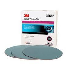 3M 2088 Trizact Hookit Disc 150mm 1500G
