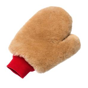 FLEXIPADS 40002 Super Soft Lambskin Washered Mitt / Thumb