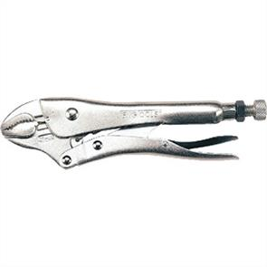 "TENG Plier, Power Grip  5"" 401-5 Curve Jaw"
