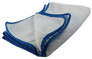 FLEXIPADS 40525 Drying Blue Wonder Towel (x2)