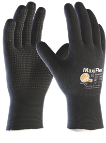 MAXIFLEX 34-874 Gloves X-Large 10