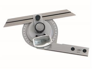 HELIOS Universal Bevel Protractor 300mm Blade