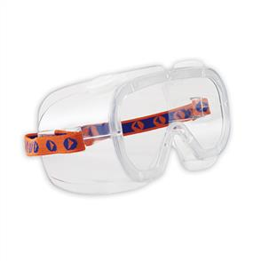 SUPA-VU Safety Goggles Clear 4900