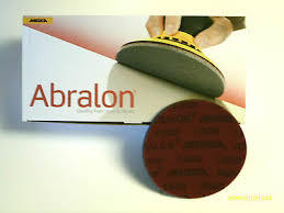 MIRKA Abralon Velcro Disc 150mm 4000G