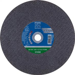 PFERD Masonry Cut Off Disc 80EHT 300x4.0 RSG 25.4