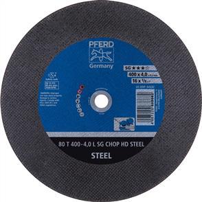 PFERD General Purpose Cut Off 80T 400x4.0mm A30 LSG TABLE  (638682)