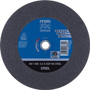 PFERD General Purpose Cut Off 80T 500x5.5mm A24Q SG-HD 40.0  (166321)