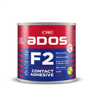 CRC ADOS F2 MULTI-P CONT ADHES 250ml TIN