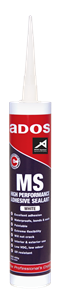 CRC ADOS MS H/P SEALANT 400G WHITE 8361