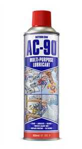 ACTION Anti Corrosion Twin Spray Nozzle AC90 500ml