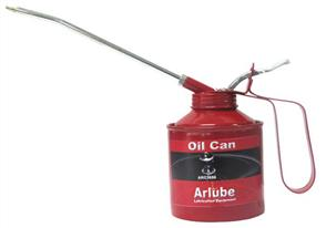 ARLUBE ARC3698 Oil Can Rigid Spout 500cc