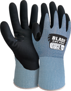 Armour Foam Nitrile Gloves cut 5 (Sandy Finish) Size XL
