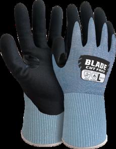Armour Foam Nitrile Gloves Cut 5 (Sandy Finish) size XXL
