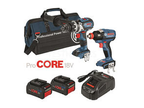ProCORE 2PC Professional Power Tool Kit 18v 8.0ah 0615991FC1