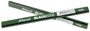 BLKDGE 218H Carpenters Pencil Green