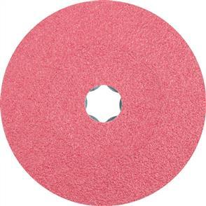 PFERD Combiclick Fibre Disc 125mm CO  50G