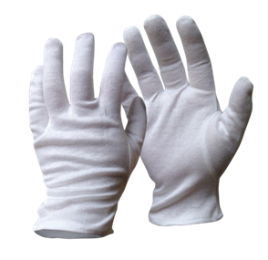 ARMOUR COTTON INTERLOCK GLOVES SMALL