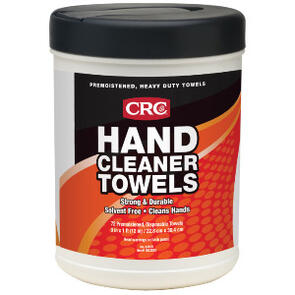 CRC 4100 Hand Cleaner Towels 72pk