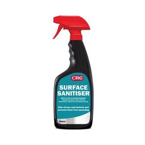 CRC Surface Sanitiser Trigger Bottle 500ml