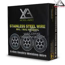 XCEL MIG Wire S/S 316LSI 0.9mm 5kg