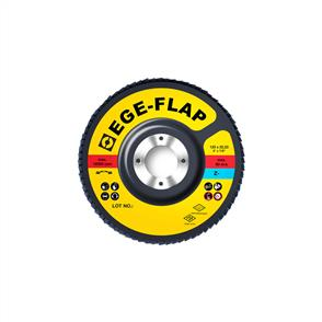 EGELI Flap Disc Convex 125x22mm Z 40
