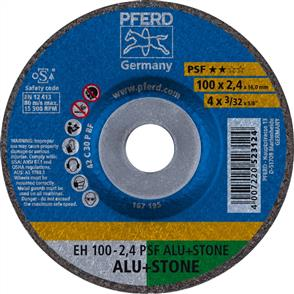 PFERD Masonry Cut Off Disc EH 100x2.4mm C30 PPSF