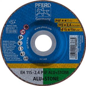PFERD Masonry Cut Off Disc EH 115x2.4mm C30 PPSF