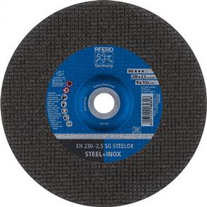 PFERD Inox Cut Off Disc EH 230x2.5mm A24 RSG