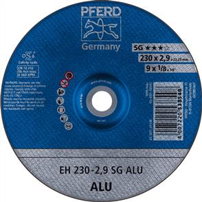 PFERD Aluminium Cut Off Disc EHT 230x2.9mm A24 NSG