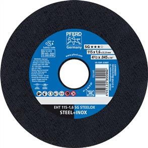 PFERD Inox Cut Off Disc EHT 115x1.6mm A46 RSG/SG