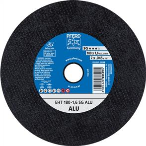 PFERD Aluminium Cut Off Disc EHT 178x1.6mm A46 NSG