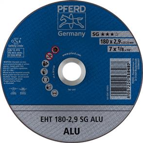 PFERD Aluminium Cut Off Disc EHT 178x2.9mm A24 NSG