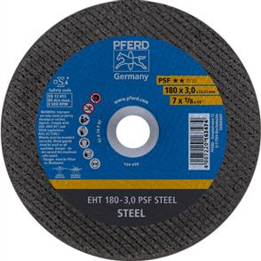 PFERD General Purpose Cut Off Disc EHT 178x3.0mm A24 PPSF