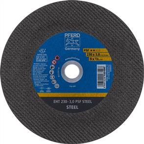 PFERD General Purpose Cut Off Disc EHT 230x3.0mm A24 PPSF
