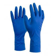 ESKO HIGH FIVE MDLHR High Risk Latex Gloves 50pk XLarge
