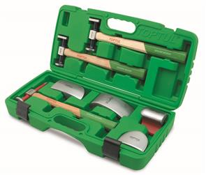 TOPTUL Panel Repair Set Heavy Duty 7Pce
