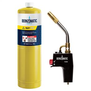 BERNZOMATIC TS4000TK Gas Torch Kit Trigger Start