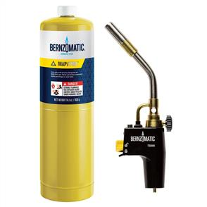 BERNZOMATIC TS8000TK Gas Torch Trigger Start