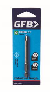 GFB -  7C #2 Phillips Bit 75mm