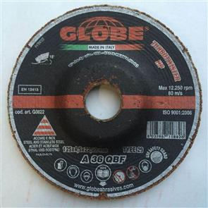GLOBE Turbo Twister 125x22mm A36Q
